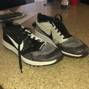 Nike flyknit golf shoes